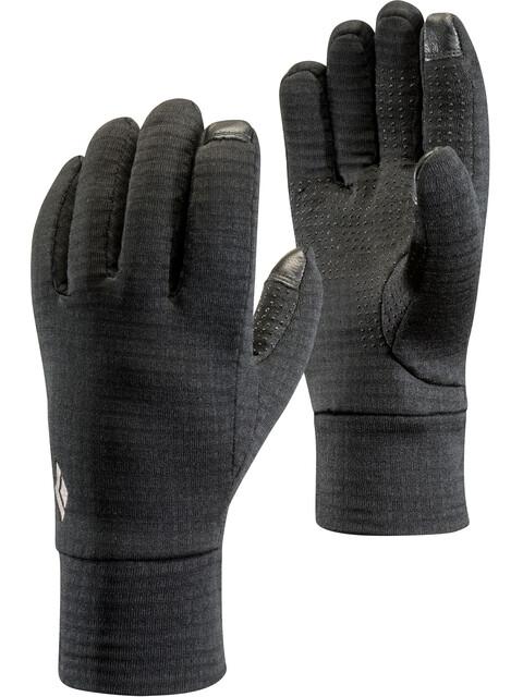 Black Diamond Midweight Gridtech Gloves Black
